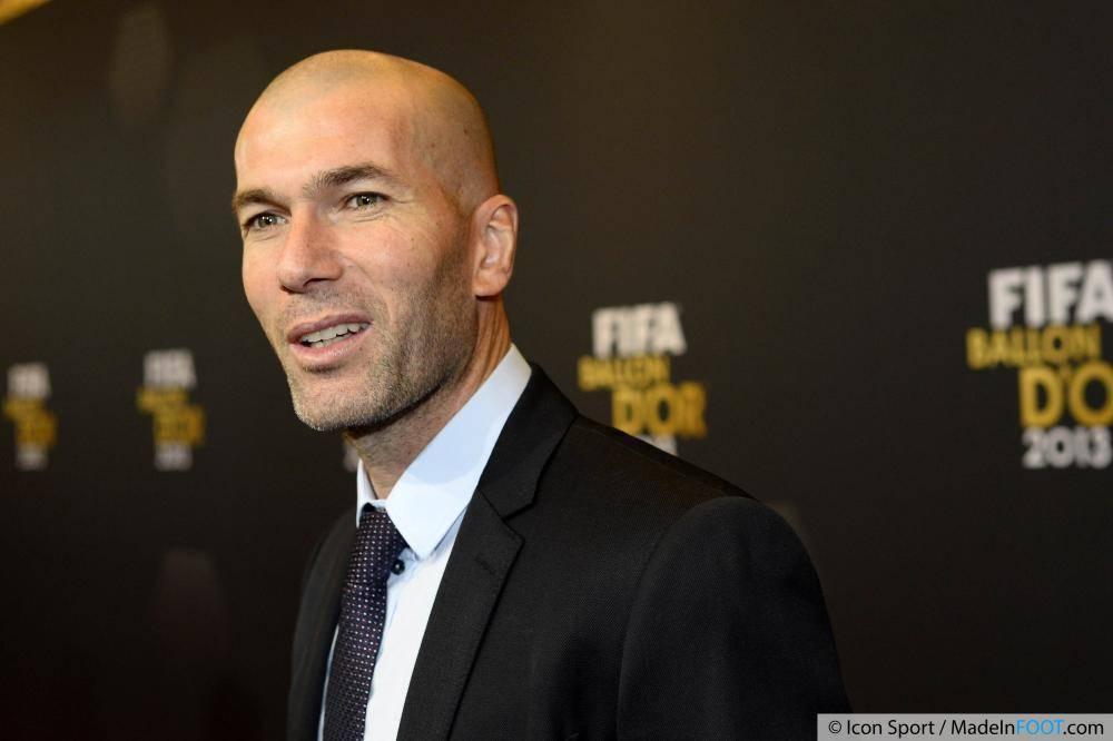 Zidane viendra-t-il en France exercer ses talents d'entraîneur?