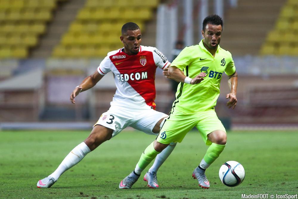 Layvin Kurzawa est sous contrat avec l'AS Monaco jusqu'en 2018.
