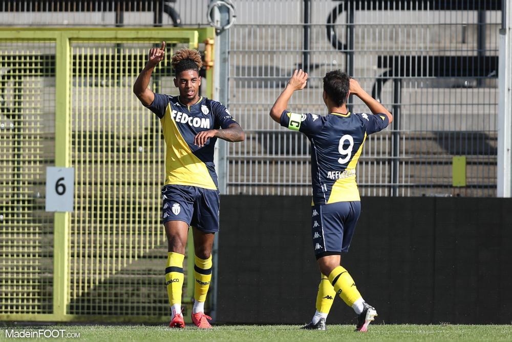 Willem Geubbels est lié à l'AS Monaco jusqu'au 30 juin 2023.