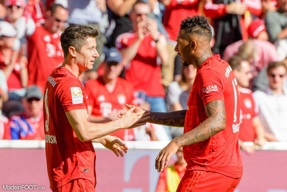 Jérôme Boateng (Bayern Munich) serait dans les petits papiers de l'AS Monaco.