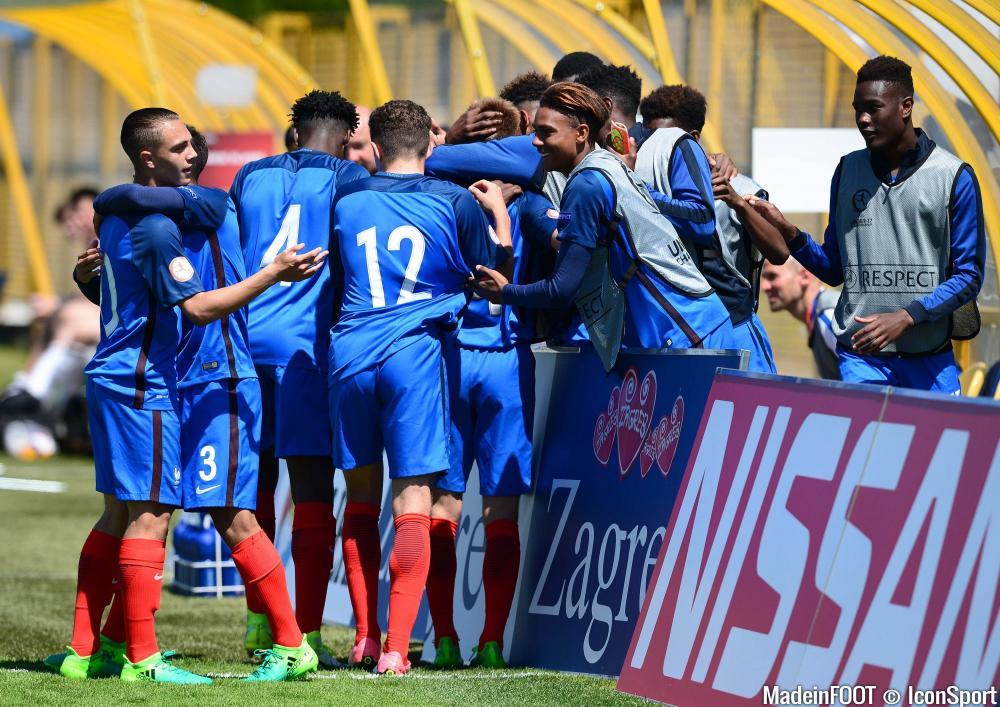 La liste de l'équipe de France U20 pour la trêve d'octobre a été communiquée