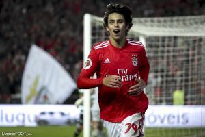Joao Felix observé par les plus grands clubs européens ?