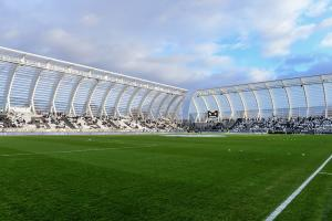 Le Stade de la Licorne d'Amiens.