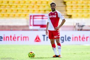 Cesc Fabregas, le milieu de terrain de l'AS Monaco.