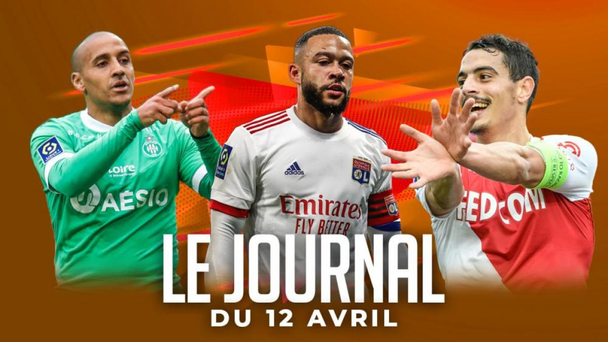 Le journal du lundi 12 avril