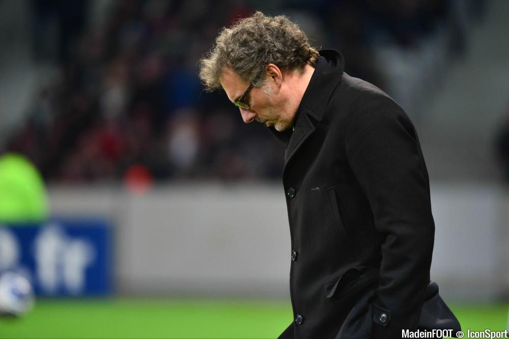 Laurent Blanc a regretté le manque d'efficacité de ses joueurs face à Monaco (0-0)