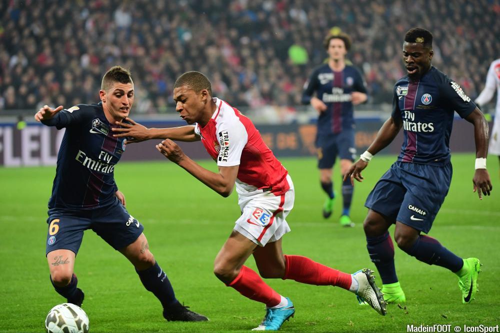 Monaco s'est beaucoup trop heurté à la défense parisienne