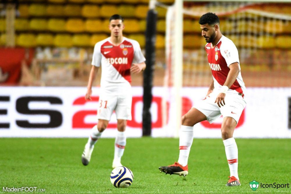 Aït Bennasser avec Monaco