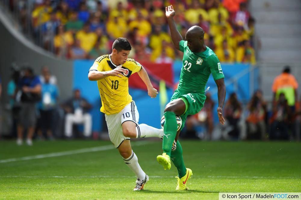 James Rodriguez voudrait quitter l'AS Monaco cet été