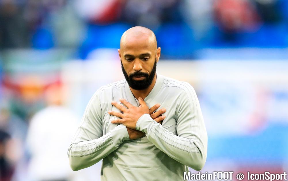 Thierry Henry bientôt à Monaco ?
