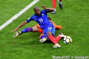 Sidibé touche plus d'un ballon sur deux dans le camp adverse