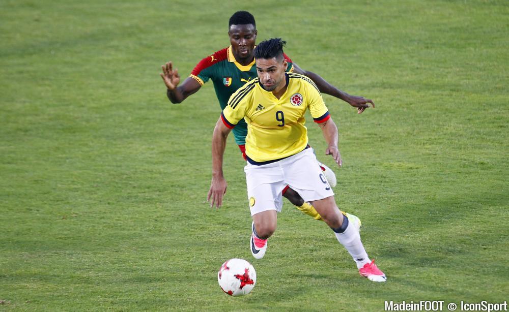 L'Égypte et la Colombie ont fait match nul 0-0.