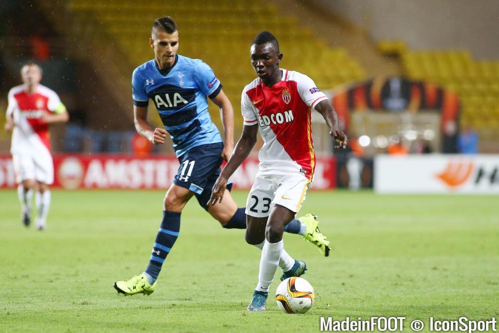 L'AS Monaco a accroché Tottenham (1-1), ce jeudi soir.