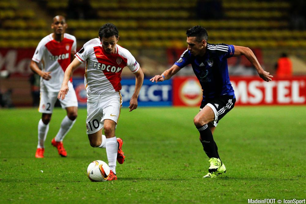 Bernardo Silva et l'AS Monaco veulent retrouver la Ligue des Champions.