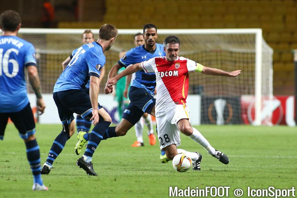 Tottenham concède le nul à Monaco