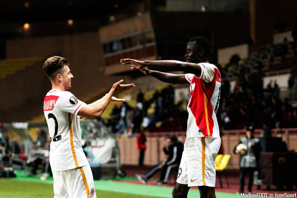 Les compos officielles du match entre l'AS Monaco et le SCO Angers.