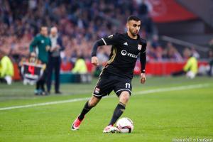 Formé à Lyon, Ghezzal se rapproche d'un autre club de Ligue 1...