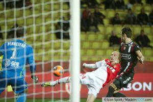 andrea RAGGI  - 20.12.2013 - Monaco / Valenciennes - 19eme journee de Ligue 1