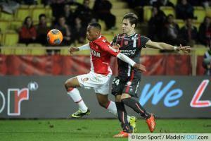 Anthony MARTIAL  - 20.12.2013 - Monaco / Valenciennes - 19eme journee de Ligue 1