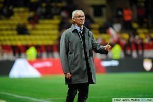Claudio RANIERI - 20.12.2013 - Monaco / Valenciennes - 19eme journee de Ligue 1 -