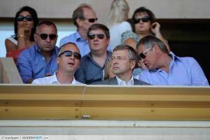 Dimitry Rybolovlev - 18.08.2013 - Monaco / Montpellier - 2eme journee de Ligue 1 -