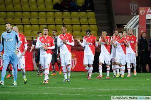 Equipe Monaco - 20.12.2013 - Monaco / Valenciennes - 19eme journee de Ligue 1 -
