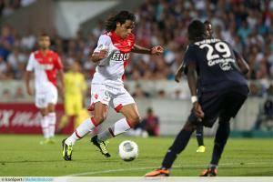 FALCAO - 10.08.2013 - Bordeaux / Monaco - 1er journee de Ligue 1