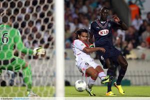 Goal Falcao - 10.08.2013 - Bordeaux / Monaco - 1er journee de Ligue 1