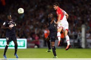 James Rodriguez - 10.08.2013 - Bordeaux / Monaco - 1er journee de Ligue 1