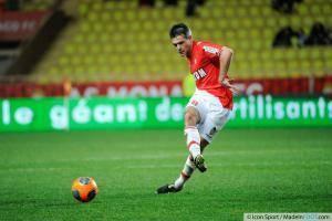 Jeremy TOULALAN - 20.12.2013 - Monaco / Valenciennes - 19eme journee de Ligue 1 -
