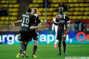 Joie David DUCOURTIOUX - 20.12.2013 - Monaco / Valenciennes - 19eme journee de Ligue 1 -