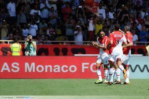 Joie Falcao - 18.08.2013 - Monaco / Montpellier - 2eme journee de Ligue 1 -