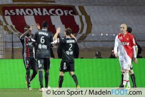 Joie valenciennes   - 20.12.2013 - Monaco / Valenciennes - 19eme journee de Ligue 1
