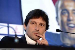 Leonardo est le directeur sportif du Milan.