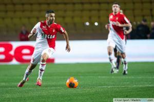 Mounir OBBADI - 20.12.2013 - Monaco / Valenciennes - 19eme journee de Ligue 1 -