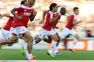 Radamel Falcao - 10.08.2013 - Bordeaux / Monaco - 1er journee de Ligue 1