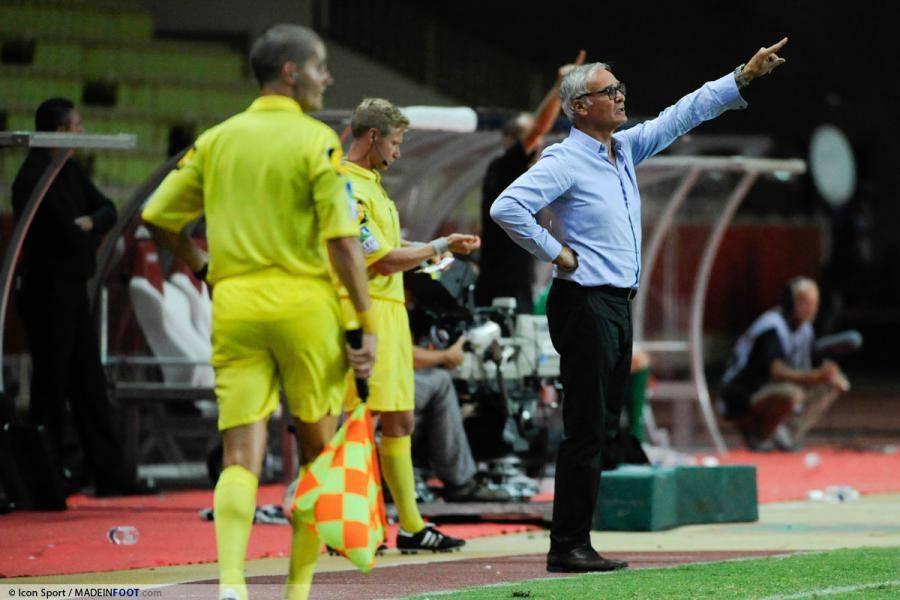 Le groupe de l'AS Monaco dévoilé