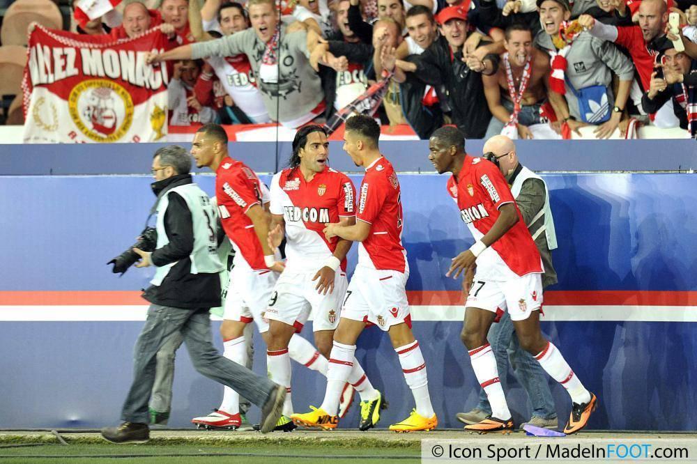 L'AS Monaco veut continuer sa belle série
