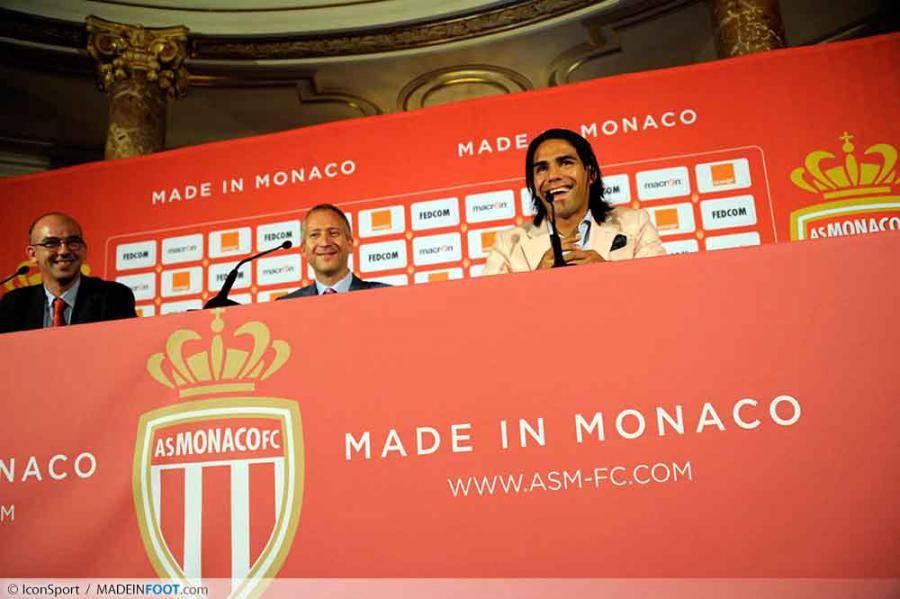 Falcao pourrait quitter l'AS Monaco cet été
