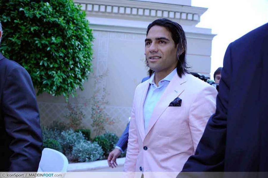 Radamel Falcao ne sera resté qu'une saison sur le Rocher