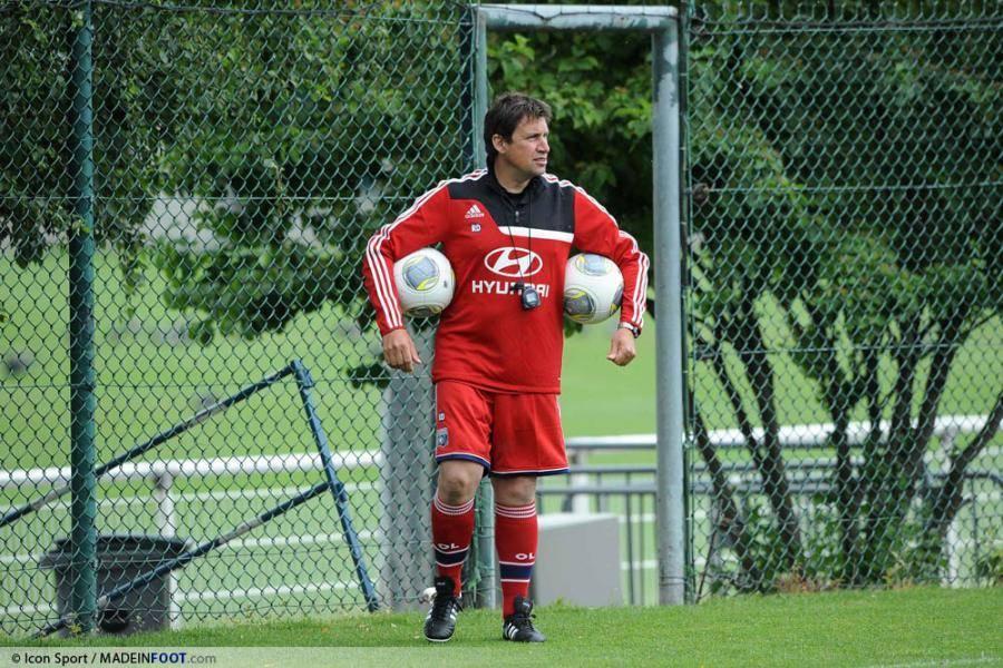 Actuellement à Metz, Robert Duverne a aussi été le préparateur physique de l'Olympique Lyonnais et de l'équipe de France