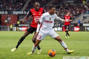 Anthony MARTIAL - 12.04.2014 - Rennes / Monaco - 33eme journee de Ligue 1