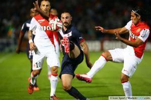 La compo officielle de l'AS Monaco face au FC Lugano.