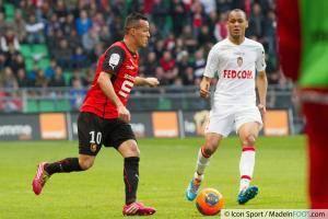 Foued KADIR  - 12.04.2014 - Rennes / Monaco - 33eme journee de Ligue 1