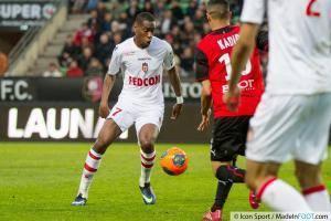 Geoffrey KONDOGBIA  - 12.04.2014 - Rennes / Monaco - 33eme journee de Ligue 1