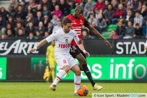 Joao MOUTINHO  - 12.04.2014 - Rennes / Monaco - 33eme journee de Ligue 1