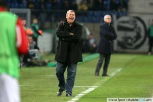 Rolland COURBIS  - 10.01.2014 - Montpellier / Monaco - 20eme journee de Ligue 1