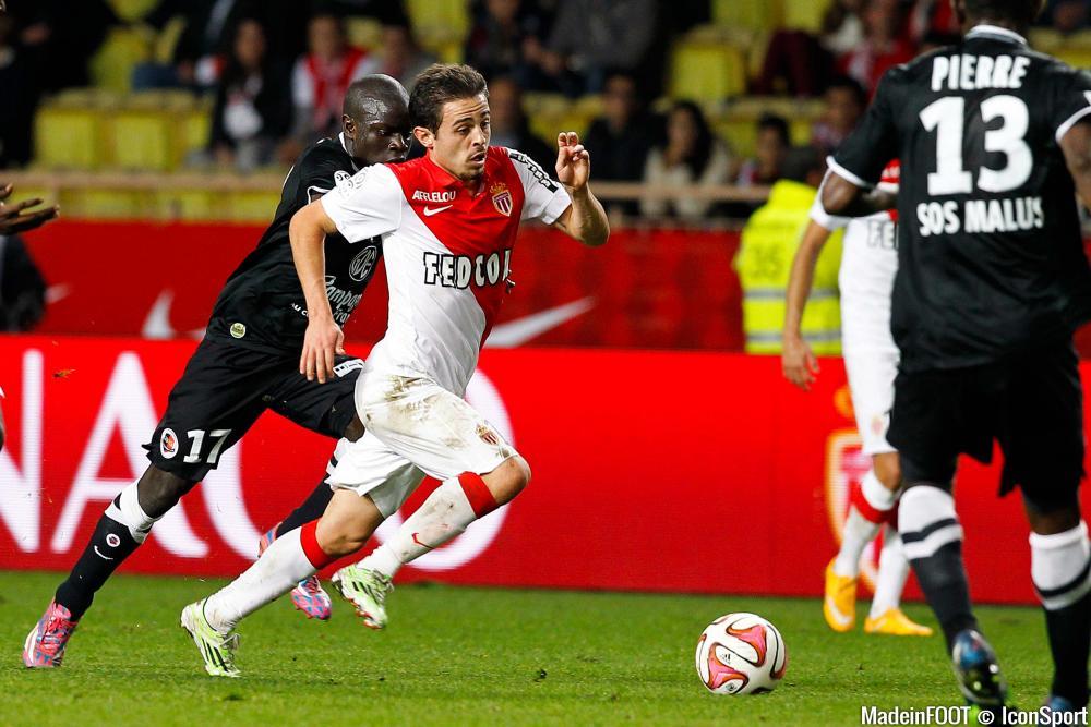 Bernardo Silva devrait débuter contre Caen ce soir.