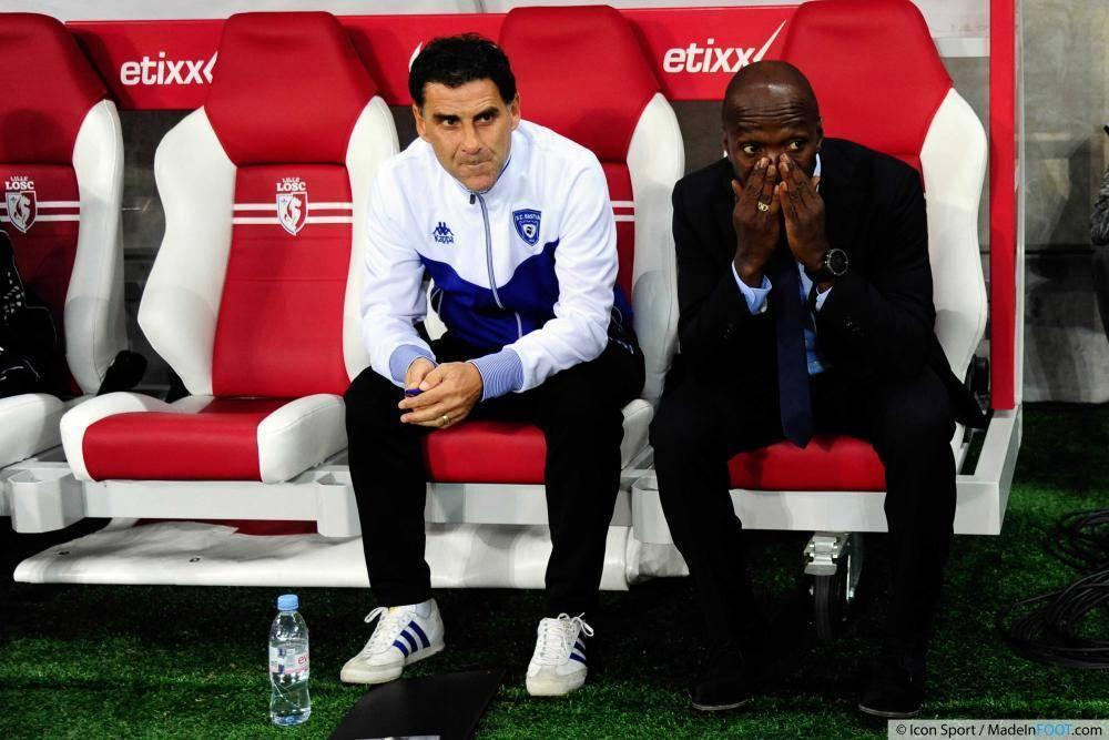 L'actualité footballistique de ce lundi après-midi 3 Novembre 2014 a été marquée par l'éviction de Makelele de son poste d'entraîneur du Sporting Club de Bastia