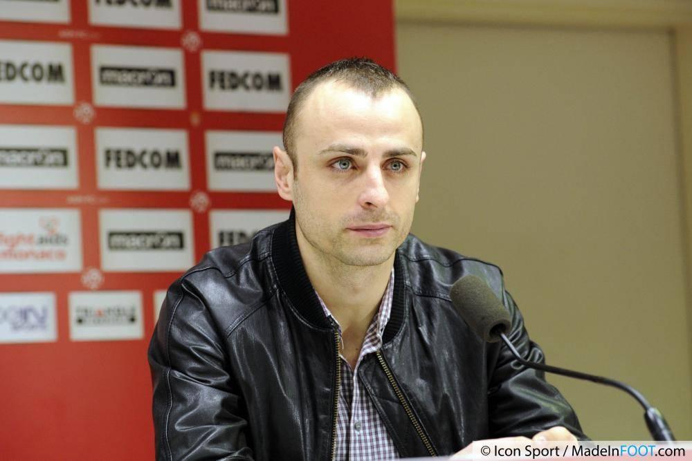 Berbatov a hâte de jouer le PSG